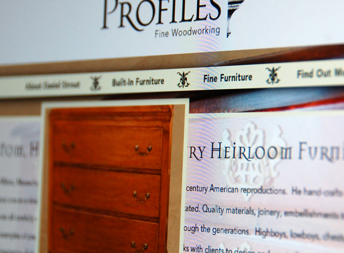 Profiles Fine Woodworking