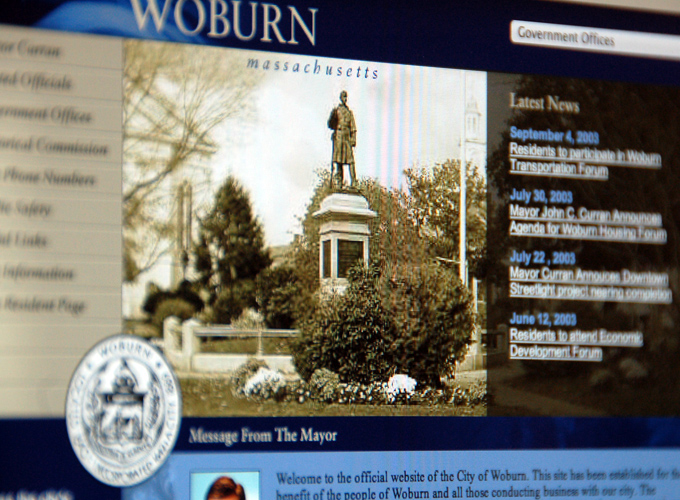 City of Woburn
